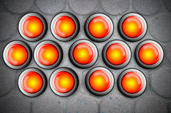 Many button Stock Photo