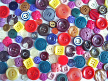 Many Buttons Royalty Free Stock Image