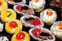 Many cakes Stock Image