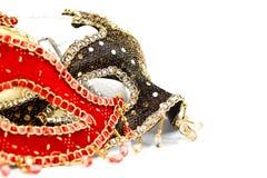 Many carnival masks Royalty Free Stock Image