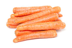 Many carrots Royalty Free Stock Photo