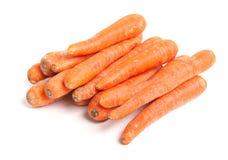 Many carrots Royalty Free Stock Photos