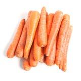 Many carrots Stock Photo