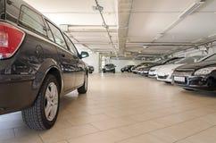 Many cars. Stock Photography