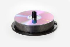 Many CD Stock Photo
