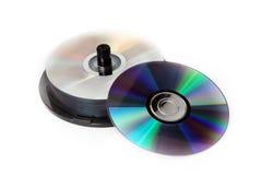 Many CD Royalty Free Stock Photos