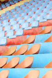 Many chairs Royalty Free Stock Photography