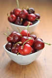 Many cherries Royalty Free Stock Photos