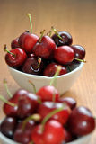 Many cherries Royalty Free Stock Image