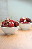 Many cherries Royalty Free Stock Photo