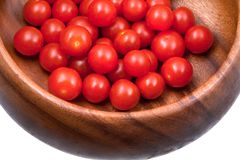 Many cherry tomatoes Royalty Free Stock Photography