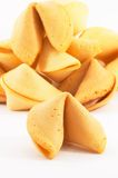Many Chinese fortune cookie one stand out Royalty Free Stock Photography