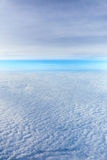 Many cloud in blue sky. Many clouds in blue sky stock images