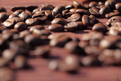 Many coffee bean Stock Photos