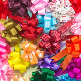 Many color bow Stock Photo