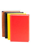 Many Colored Books Stock Photography