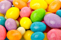 Many-colored sweet bright dragee Stock Image
