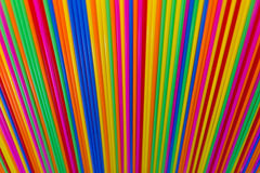 Many colorful tubes Royalty Free Stock Photos