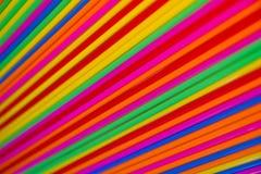 Many colorful tubes Royalty Free Stock Photo