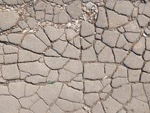 Many cracks Stock Photo