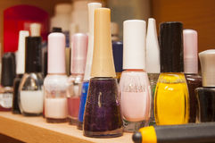 Many different cosmetics Stock Photography