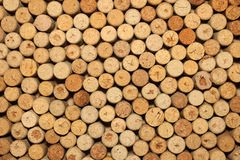 Many different wine corks Royalty Free Stock Photo