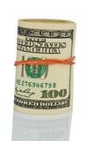 Many dollar bills Stock Photo