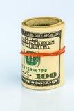 Many dollar bills Stock Image