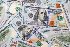 Many dollars Royalty Free Stock Photo