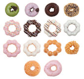So Many Donuts Royalty Free Stock Photos