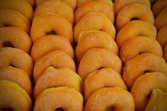 Many donuts Stock Image
