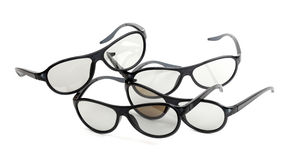 Many eyeglasses Royalty Free Stock Image