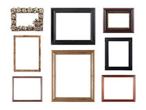 Many frames Stock Photo
