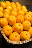 Many fresh raw orange. Real Royalty Free Stock Photography