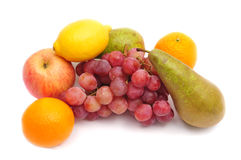 Many fruits Stock Photo