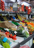 Many fruits and vegetables Royalty Free Stock Photography