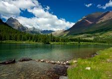 Many Glacier Splendor Stock Photo