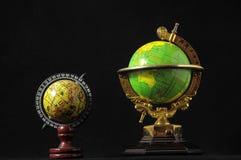 Many Globes Stock Photography