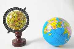 Many Globes Stock Photos