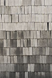 Many gray brick/concrete block texture background. Stock Photos