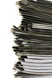 Many gray folder Stock Images