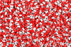 Many Health Care Pills capsule Royalty Free Stock Photo