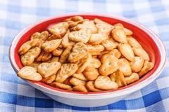 Many heart shape cookies Stock Photos