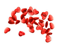Many hearts Stock Photos