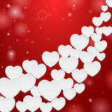 Many hearts Stock Photo