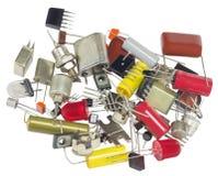 Many IC Radioelements Stock Photography