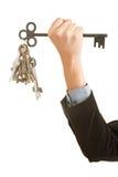 Many keys Royalty Free Stock Photography