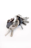 Many keys. Royalty Free Stock Photos