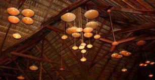 Many Lamps royalty free stock photos