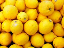 Many Lemons Stock Photos
